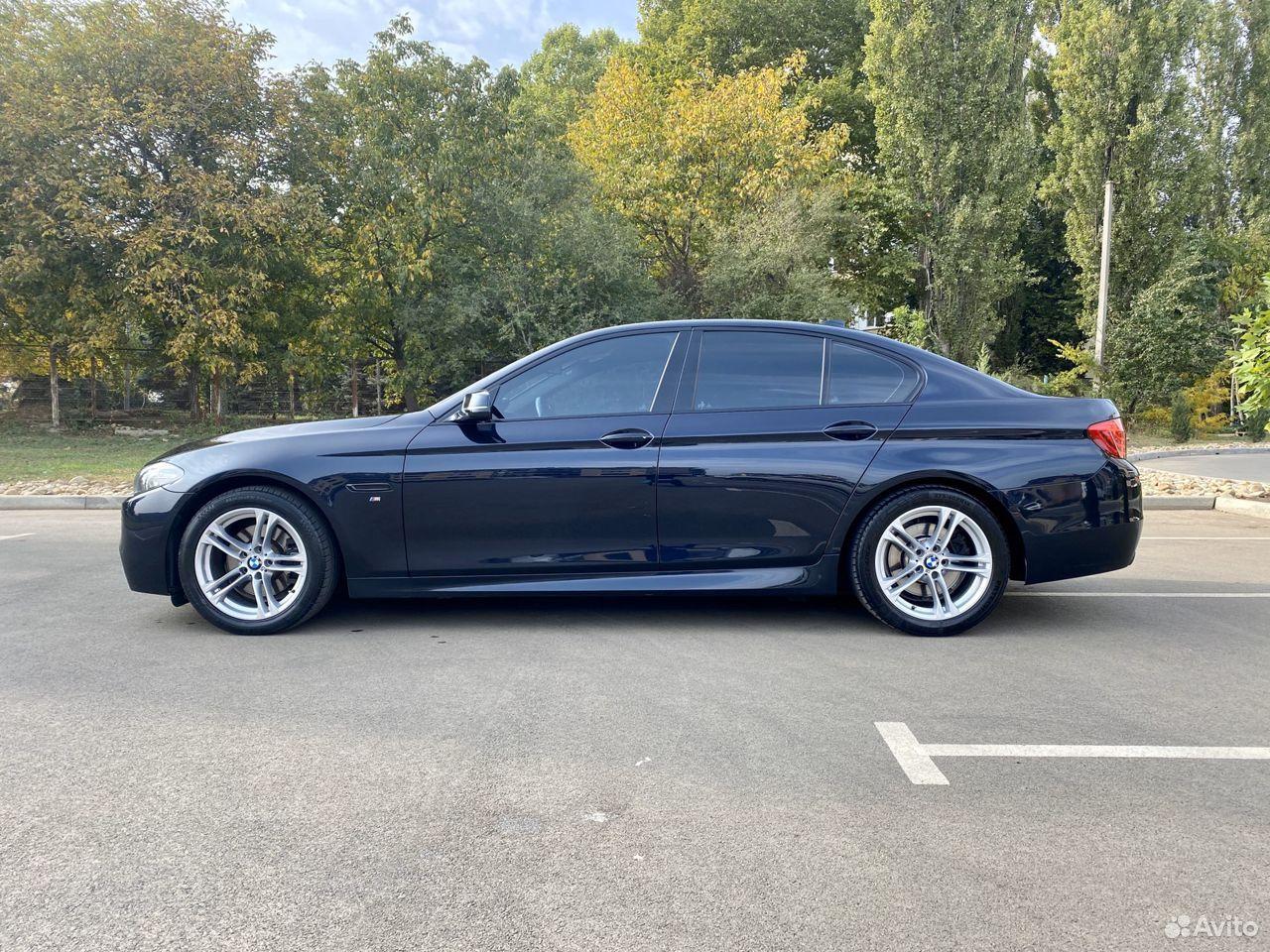 BMW 5 серия, 2013  89283335590 купить 7