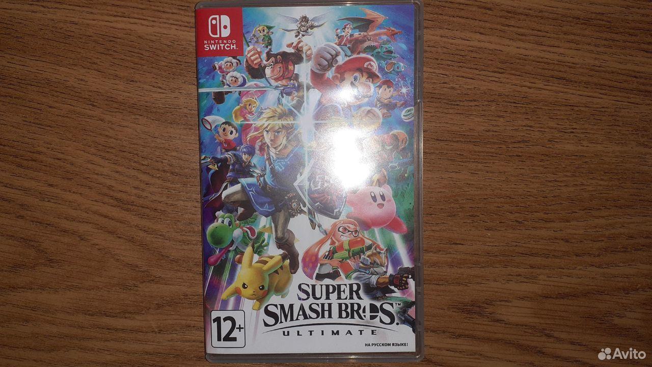 Игры на Nintendo Switch  89121915270 купить 1