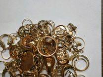 Золото продаю лом