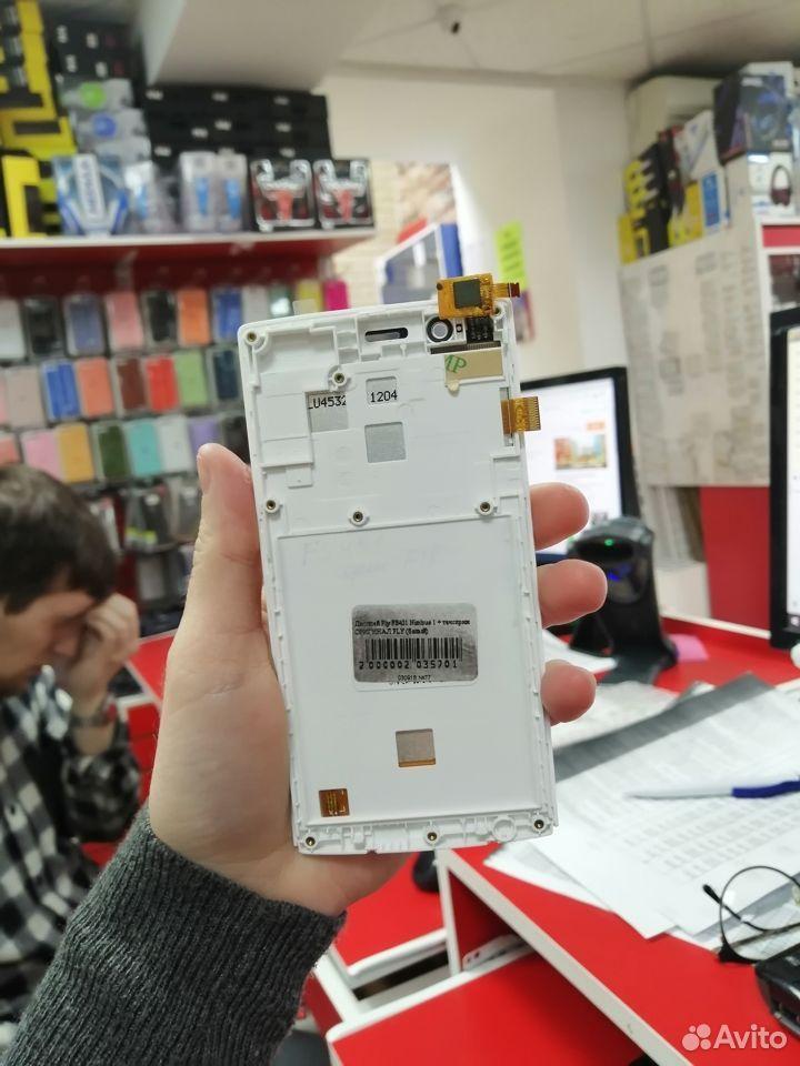 Экран на телефон Fly FS451 Nimbus 1 + touch  89003081353 купить 4