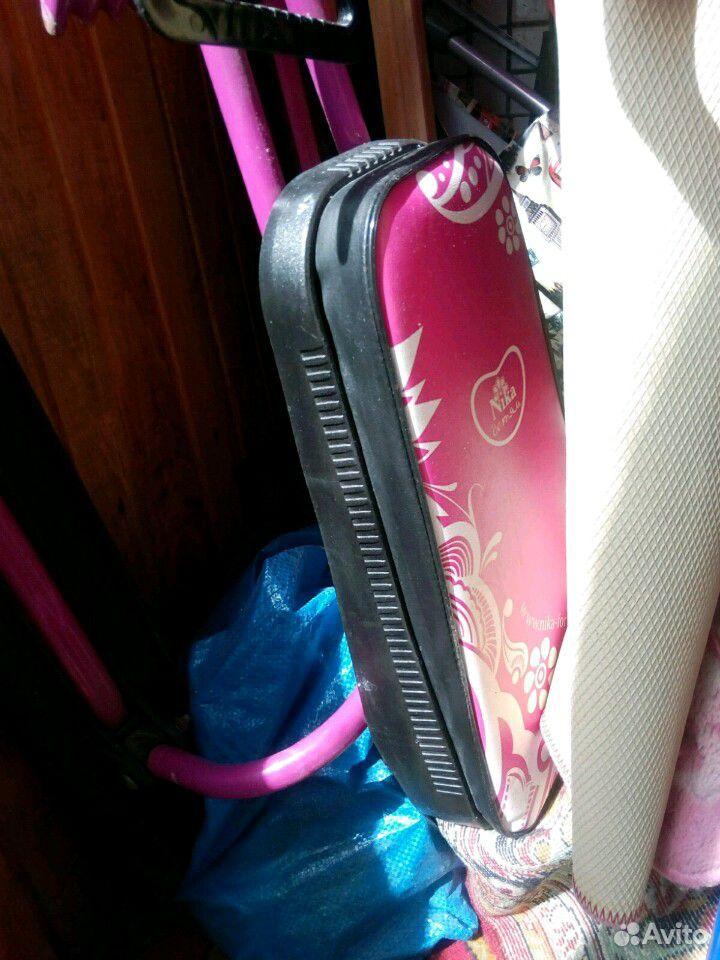 Снегокат розовый для девочки  89824929295 купить 3