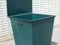 Контейнер мусорный тбо