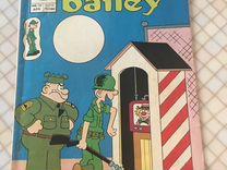 Beetle bailey 1975 комикс