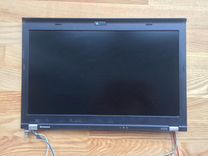 Дисплей, экран для ноутбука Lenovo thinkpad X220i — Бытовая электроника в Обнинске
