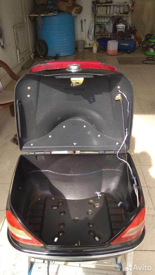 Багажник для скутера  89518200273 купить 2