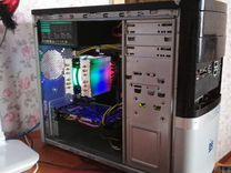 6 ядер(12 потоков)\16Gb оперативки\ 960 2Gb\SSD