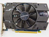 AMD Radeon Sapphire HD7770
