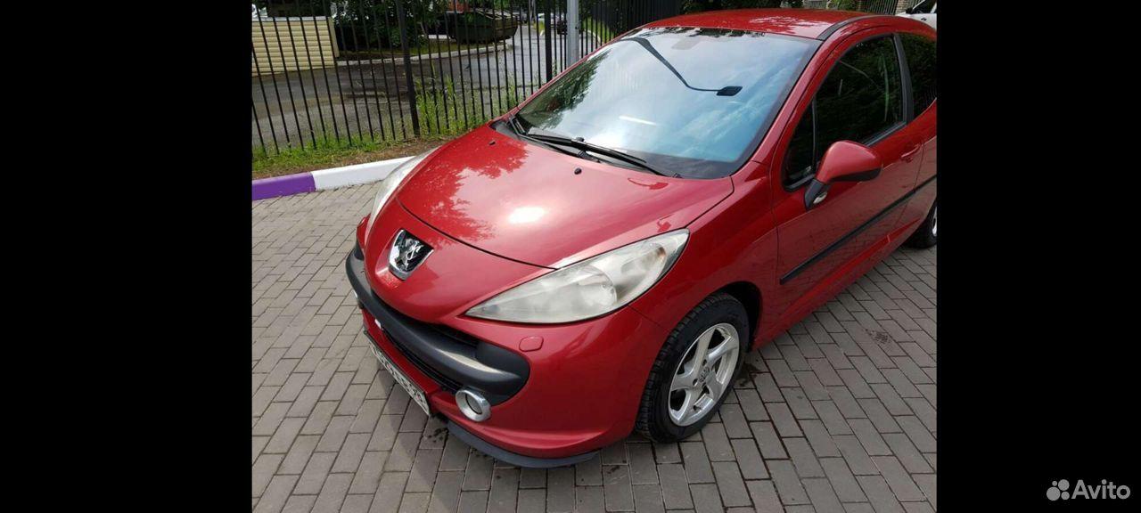Peugeot 207, 2008  89289821592 купить 1