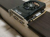 Видеокарта GTX 750ti palit — Товары для компьютера в Брянске