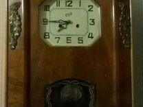 Часы очз настенные с боем