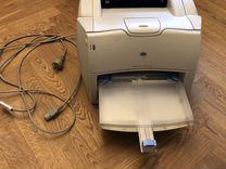 Два ч/б лазерных принтера