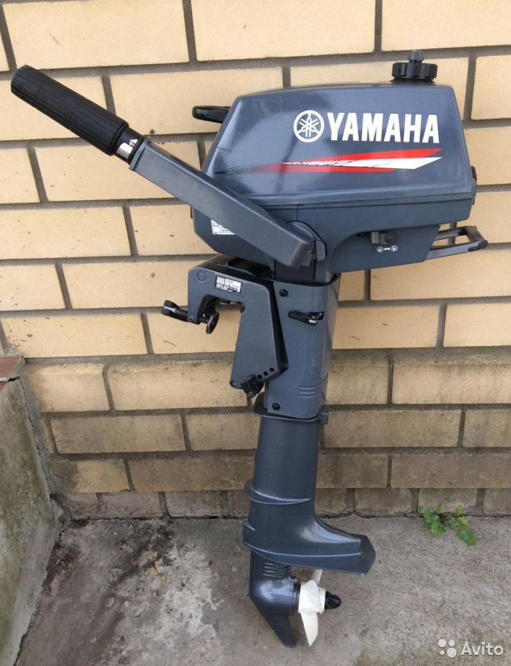 Подвесной лодочный мотор Yamaha 3  89674647400 купить 1