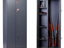 Шкаф (сейф) оружейный Aiko Чирок 1462 (5 стволов)