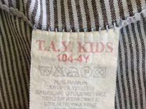 Детский летний комбез, шорты
