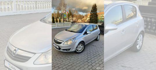 Opel Corsa, 2010 купить в Санкт-Петербурге | Автомобили | Авито