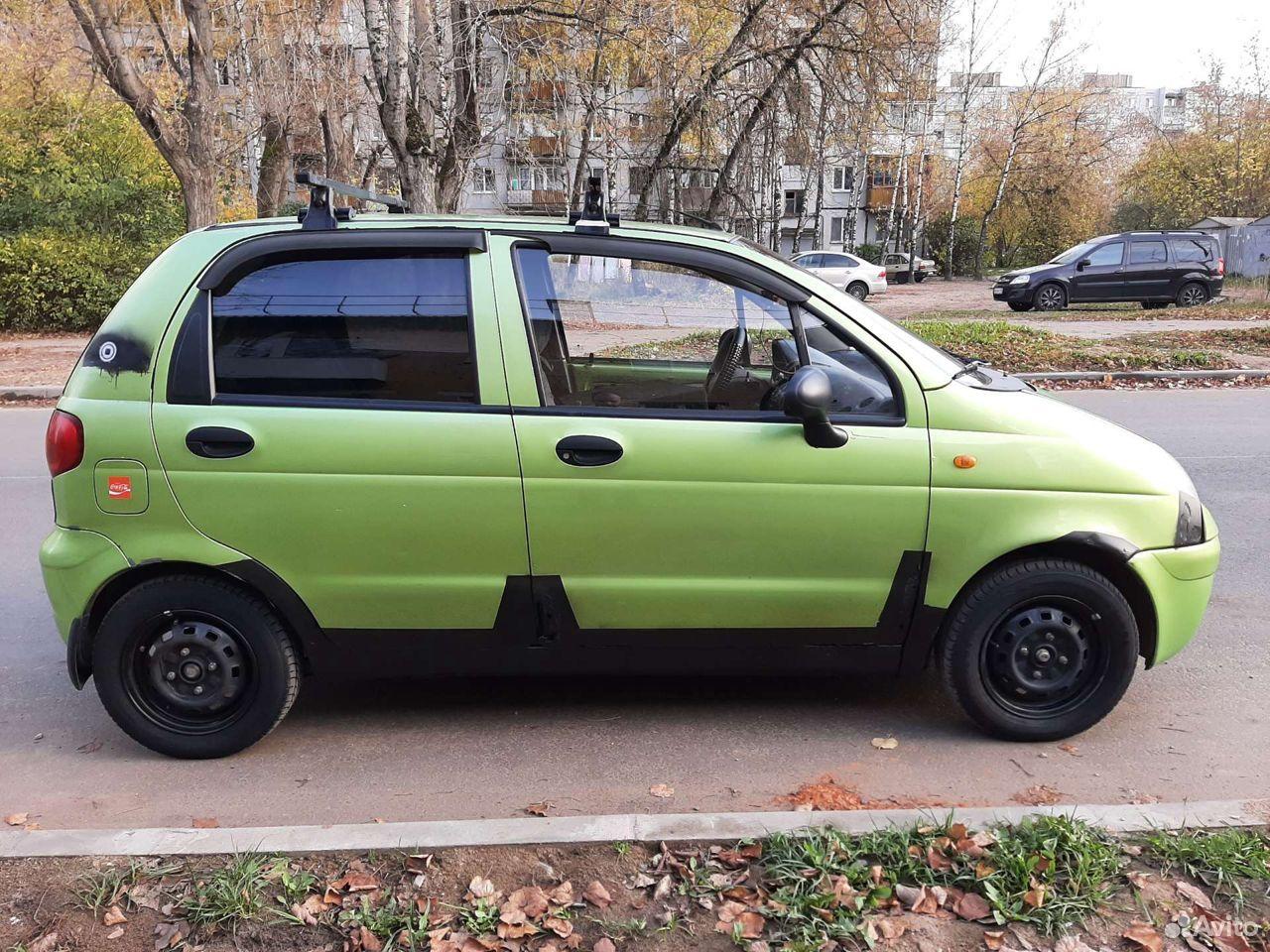 Daewoo Matiz, 2006  89092683239 купить 3