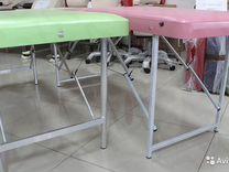 Кушетка косметологическая Массажный стол подушка
