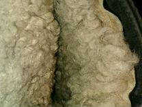 Тулуп из романовской овцы