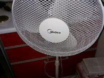 Вентилятор напольный 40вт