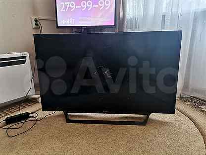 Телевизор на запчасти Sony KDL-40WD653