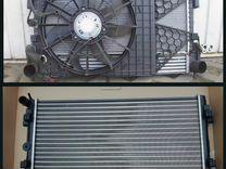 Для фольксваген поло радиатор охлаждения и кондей