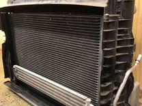 Кассета радиаторов N52b25 е60 рестайлинг