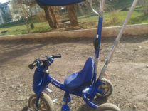 Продам детские велосипеды, санки-коляску