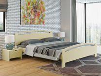 Кровать Балл массив сосны берёз двуспальный размер