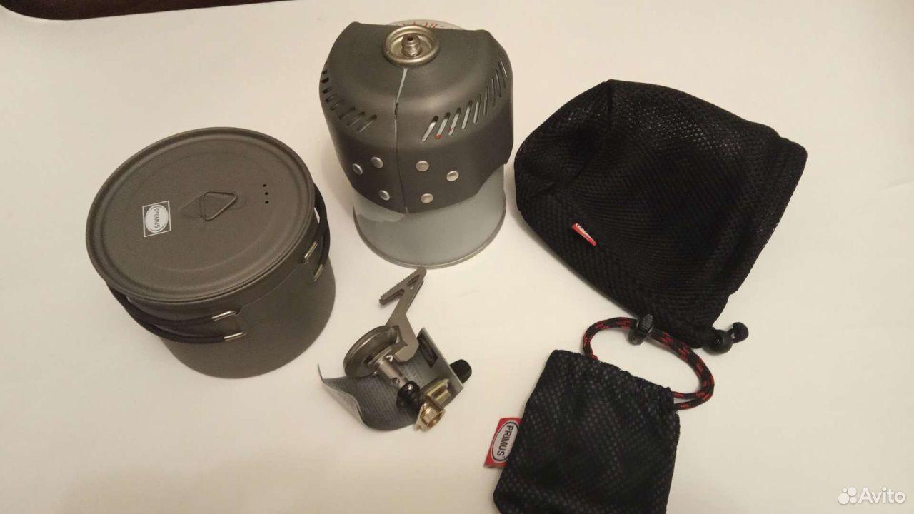 Титановая система Primus Express Stove Ti & TiTech  89885231497 купить 5
