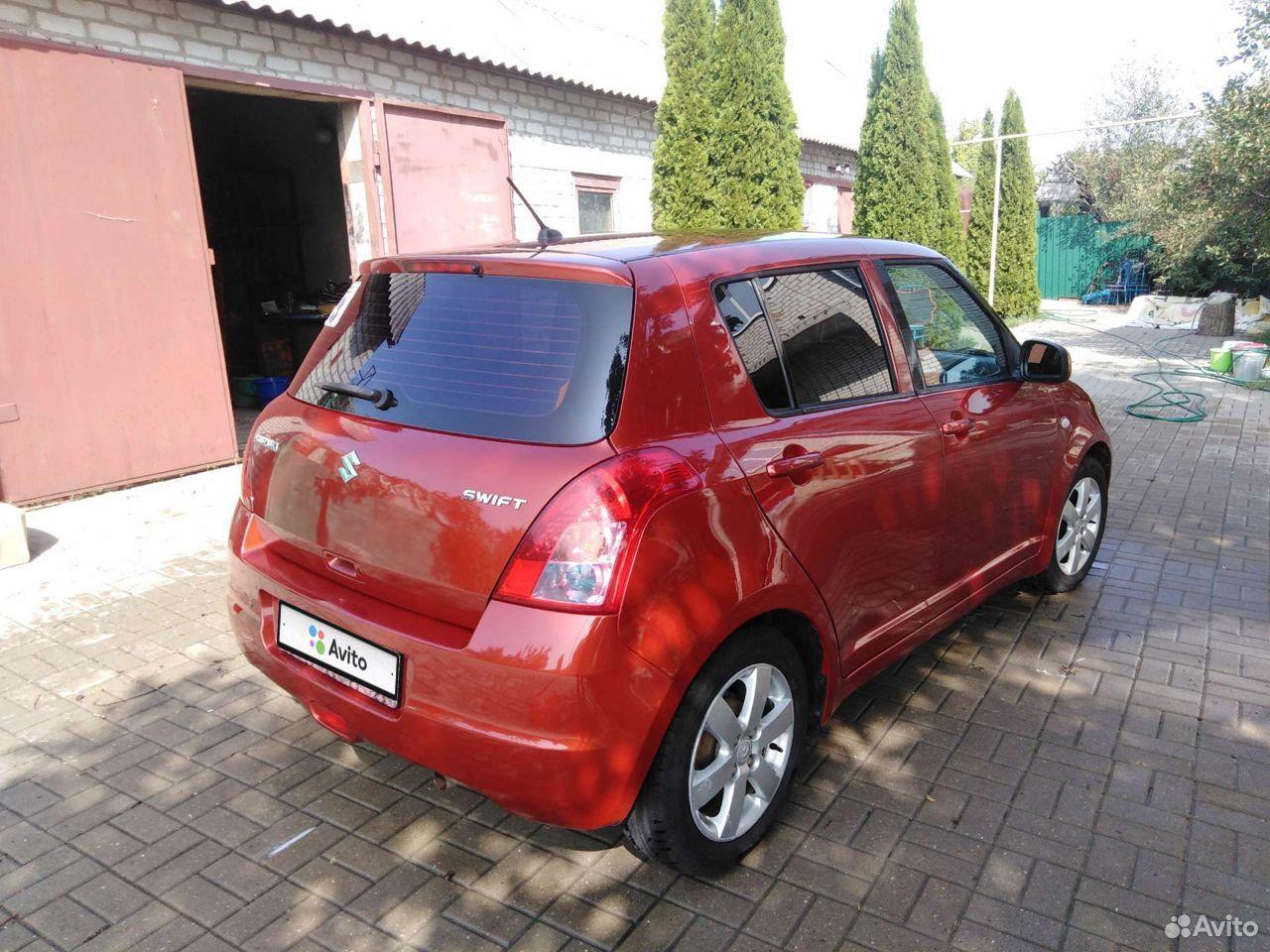 Suzuki Swift, 2007  89606361352 купить 4