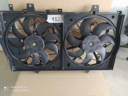 Вентилятор охлаждения Renault Koleos II 214815HA0A