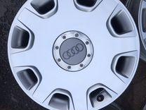Оригиналы Audi A8 R17 5x112