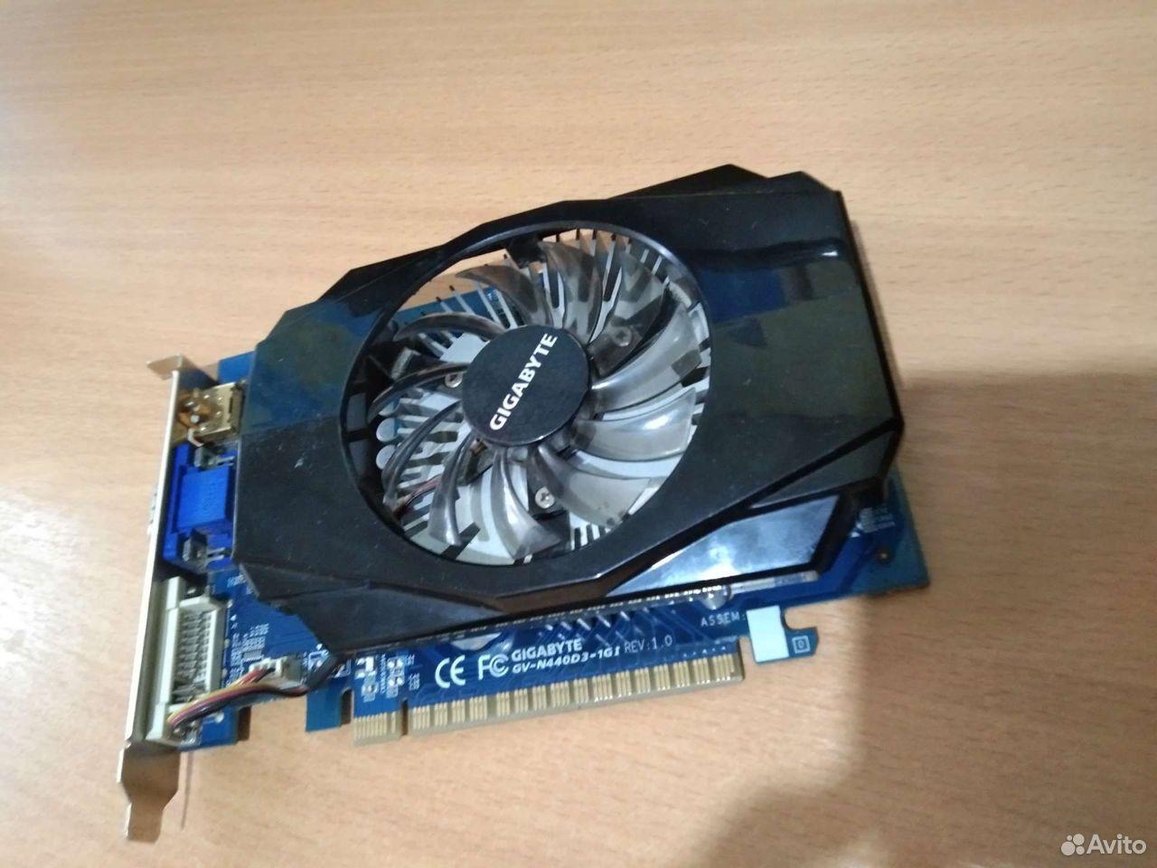 GT440 gigabyte  89156334170 купить 4