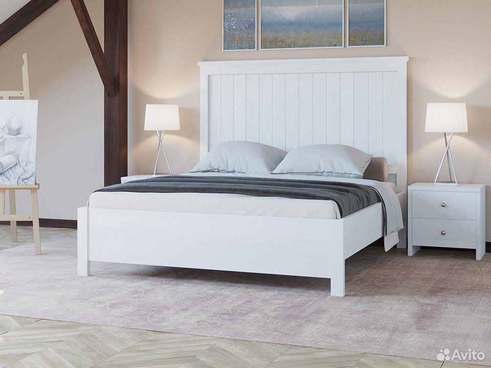 Кровать Woodex из массива сосны  89009691896 купить 1